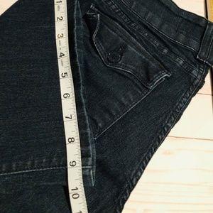 NYDJ Jeans - NYDJ Size 6 Black Flair Jeans